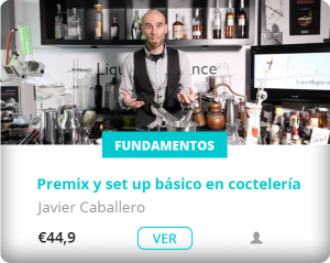 workshops javier caballero premix y set up del bar
