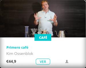 Kim Ossenblok primero cafe dash