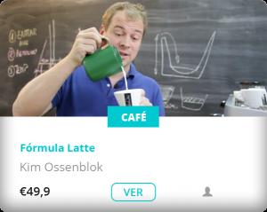 Kim Ossenblok formula latte dash cafe