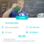 kim ossemblock formula latte workshop cafe dash